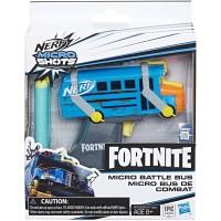 NERF-FORTNITE MIKROSHOTS BLASTER MICRO BATTLE BUS