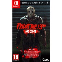 Friday the 13th The Game - Ultimate Slasher Edition (Switch)
