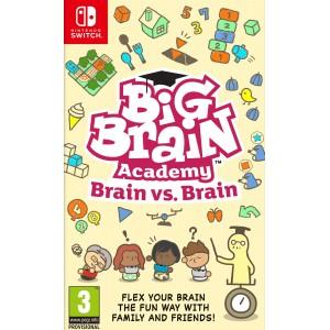 Big Brain Academy: Brain vs. Brain (Nintendo Switch)