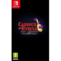 Cadence of Hyrule: Crypt of the NecroDancer Featuring The Legend of Zelda - Complete Edition (Nintendo Switch)