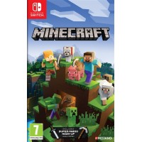Minecraft: Nintendo Switch Edition (Switch)