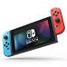 Nintendo Nintendo Switch Console (OLED Model) - Neon Red & Blue