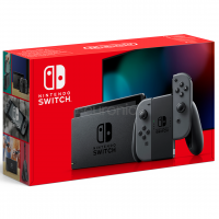 NINTENDO SWITCH KONZOLA + SIVA JOY-CON-a