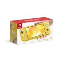 Prenosna konzola Nintendo Switch Lite - rumena