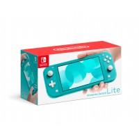 Prenosna konzola Nintendo Switch Lite - turkizna