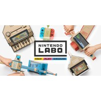 SWITCH NINTENDO LABO VARIETY KIT