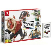 SWITCH NINTENDO LABO VEHICLE KIT