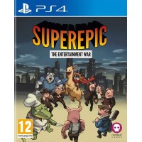 SuperEpic: The Entertainment War - Collectors Edition (PS4)