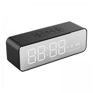 Zvočnik ORICO SOUNDPLUS-C1, z budilko, Bluetooth, mikrofon, črn (SOUNDPLUS-C1-BK)