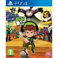 Ben 10 (playstation 4)