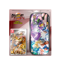 DRAGON BALL FIGHTERZ + ETUI SWITCH