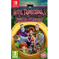 Hotel Transylvania 3: Monsters Overboard (Switch)