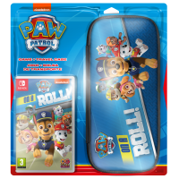 PAW PATROL: ON A ROLL GAME + ETUI SWITCH