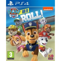 Paw Patrol: On a roll! (PS4)