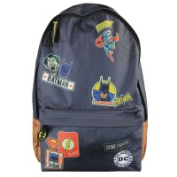 PALADONE DC COMICS BACKPACK HEROES & VILLAINS