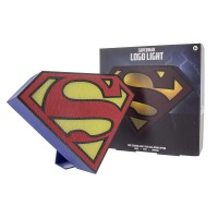PALADONE DC COMICS SUPERMAN LOGO LIGHT