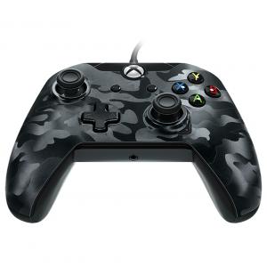 Kontroler PDP žični DELUXE  kamuflažno črn Xbox One