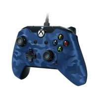 Kontroler PDP žični DELUXE  kamuflažno moder Xbox One