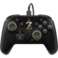 PDP NINTENDO SWITCH FACEOFF DELUXE CONTROLLER ZELDA BREATH OF THE WILD