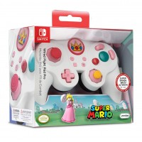 PDP NINTENDO SWITCH WIRED SMASH PAD PRO SUPER MARIO-PEACH