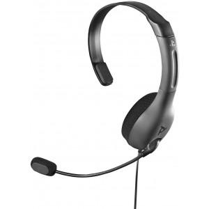 Slušalke PDP PS4 CHAT HEADSET LVL30  sive