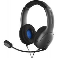 slušalke PDP PS4 STEREO HEADSET LVL40 sive