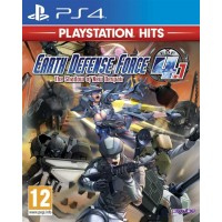 EARTH DEFENSE FORCE 4.1 PLAYSTATION HITS (PS4)