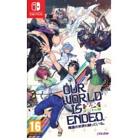 Our World Is Ended - Day One Edition (Switch)