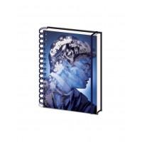 HARRY POTTER (MAGIC PORTRAIT) 3D A5 BELEŽNICA PYRAMID