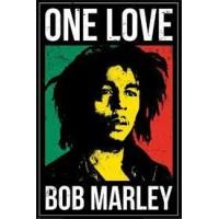 Pyramid BOB MARLEY (ONE LOVE) MAXI plakat