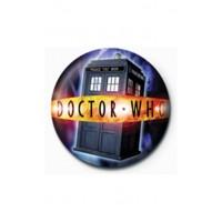 Pyramid DOCTOR WHO - TARDIS priponka