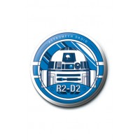 Pyramid STAR WARS (R2 D2) priponka
