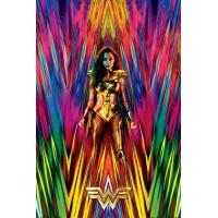 Pyramid WONDER WOMAN 1984 (NEON STATIC) MAXI plakat