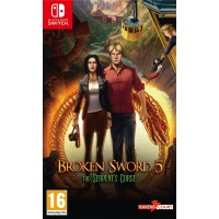 Broken Sword 5 - The Serpent's Curse (Switch)