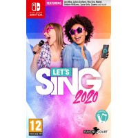 Let's Sing 2020 +1 mikrofon (Switch)