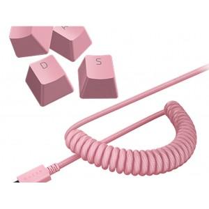 Komplet tipk PBT Keycap Upgrade Set - Razer Quartz Pink (RC21-01490300-R3M1)