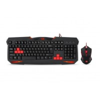 GAMING SET 2 IN 1 COMBO REDRAGON S101 VAJRA & CENTROPHORUS