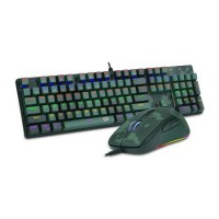 GAMING SET 2 IN 1 COMBO REDRAGON S108 CAMOUFLAGE