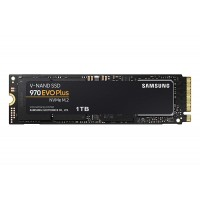 SSD 1TB M.2 80mm PCI-e x4 NVMe, TLC V-NAND, Samsung 970 EVO PLUS (MZ-V7S1T0BW)