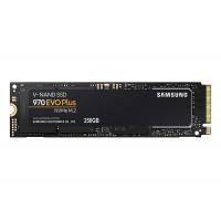 SSD 250GB M.2 80mm PCI-e x4 NVMe, TLC V-NAND, Samsung 970 EVO PLUS (MZ-V7S250BW)