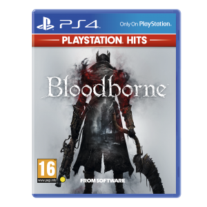 Bloodborne Game of the Year Edition (playstation 4)