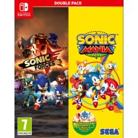 Sonic Mania Plus + Sonic Forces Double Pack(Switch)