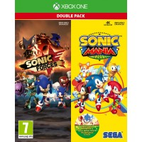 Sonic Mania Plus + Sonic Forces Double Pack (Xone)