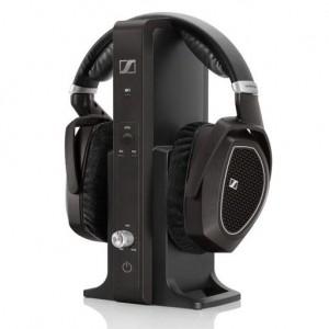 Slušalke Sennheiser RS 185, wireless (505564)