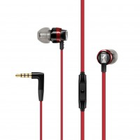Slušalke Sennheiser CX 300S, rdeče (508595)