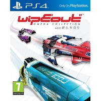 Wipeout omega collection (playstation 4)