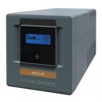 UPS SOCOMEC NeTYS PE 1000VA, 600W, Line-interactive, USB, LCD (NPE-1000-LCD)