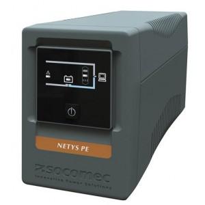 UPS SOCOMEC NeTYS PE 850VA, 480W, Line-interactive, USB, LCD (NPE-0850)