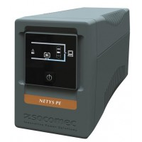 UPS SOCOMEC NeTYS PE 650VA, 360W, Line-interactive, USB (NPE-0650)
