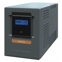 UPS SOCOMEC NeTYS PE 1500VA, 900W, Line-interactive, USB, LCD (NPE-1500-LCD)